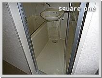 浴室(クリーニング後)