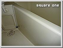 浴槽(クリーニング後)