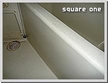 浴槽(クリーニング前)